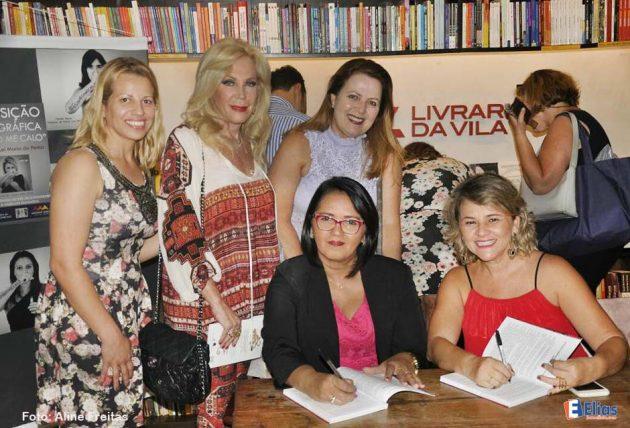 Delegada e fotógrafa do RN são homenageadas em São Paulo. (Foto: Aline Freitas).