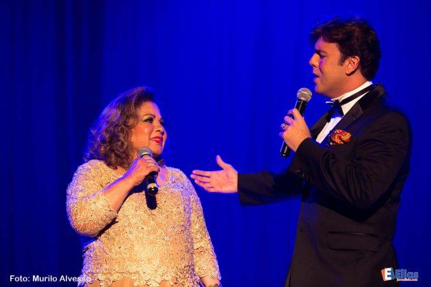 Show de Angela Maria e Márcio Gomes celebra 20 anos do 'Projeto Seis e Meia.