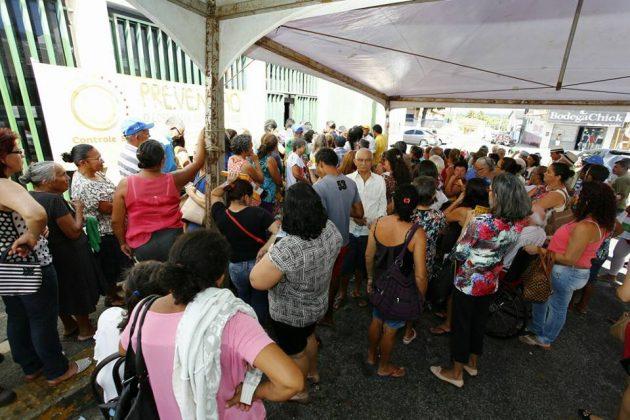Mais de 900 pessoas são atendidas no Dia C de Combate ao Câncer de Pele no RN. (Foto: Eduardo Maia).