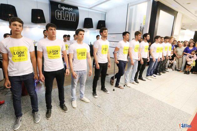 No masculino foram selecionados 12 candidatos que participarão da final.