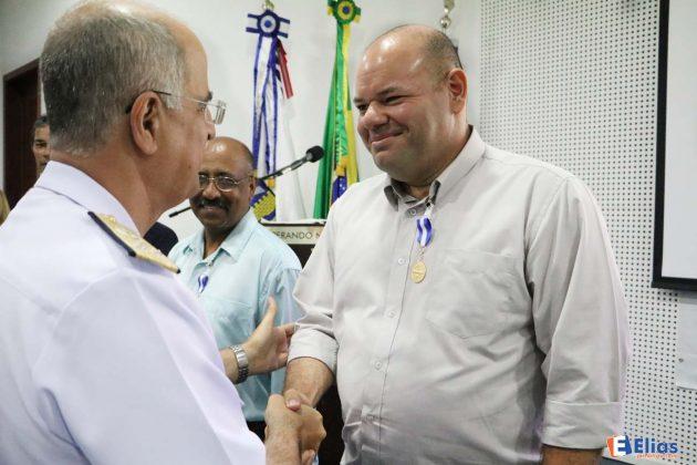 Homenageado: Jornalista do G1RN - Fred Carvalho.