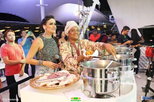 Acarajé do Ed. 9 9653-5176 - 9 8785-5768 - Chef Edson Araújo.