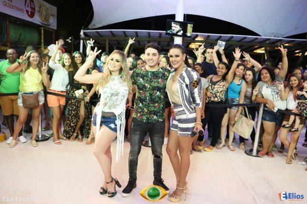 Jonas Esticado leva recorde de público ao Praia Shopping.