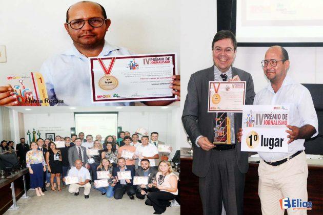 Magnus Nascimento vence prêmio de fotojornalismo do Ministério Público.