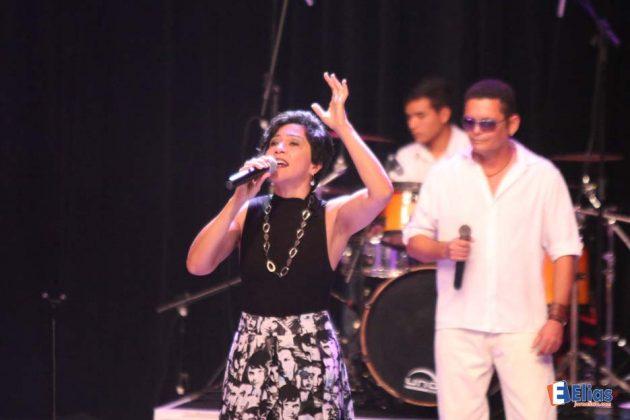 """Idealizada pela cantora Valéria Oliveira, a campanha """"Música Potiguar – Nosso Som Tem Valor""""."""