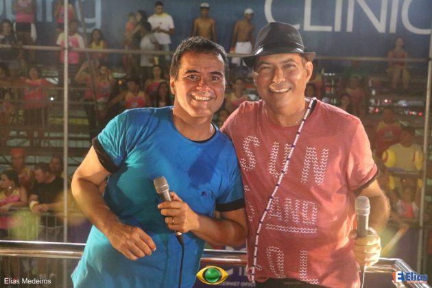 """O último bloco da edição 2016 foi o Bicho, que comemorou 25 """"Carnatais"""""""