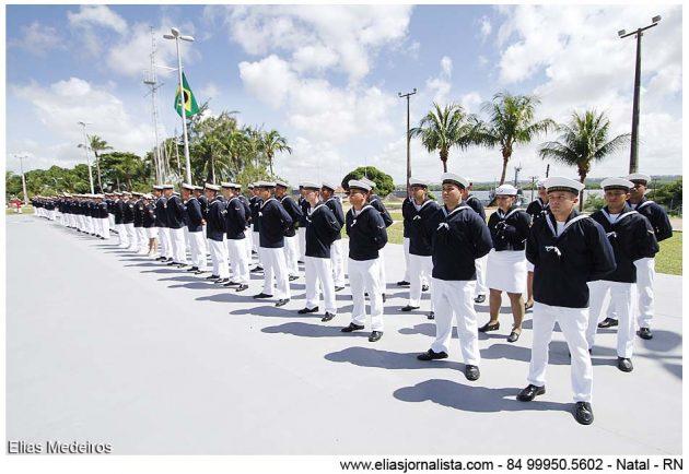 Marinha promove eventos em comemoração ao Dia do Marinheiro.