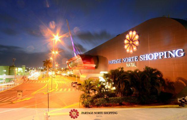 Horário de fim de ano no Partage Norte Shopping.