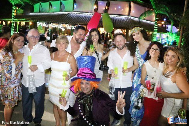 """Réveillon 2017 no Praia Bonita Resort """"Uma noite de Cinema""""."""