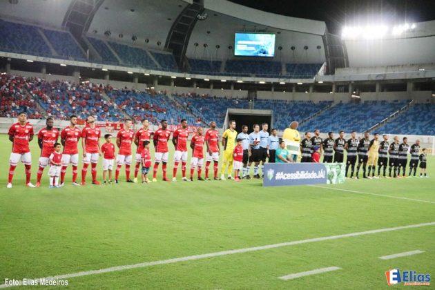 América empata sem gols com Santa Cruz na abertura do Campeonato Estadual.