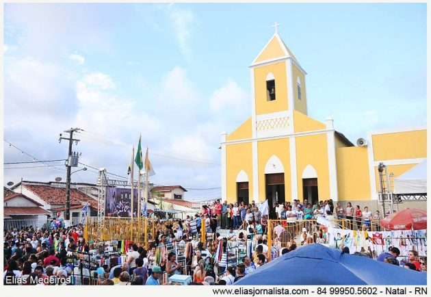 A tradicional Festa Litúrgica dos Santos Reis acontece desde 1598, data da construção da Fortaleza que leva seu nome.