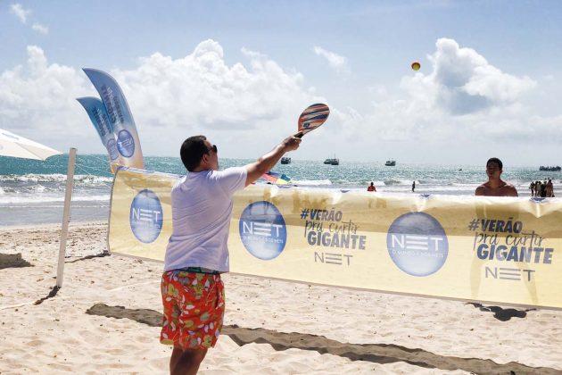 Projeto NET Verão invade Praia de Pirangi com música, esportes e muitas surpresas. (Foto: Lissa Solano).
