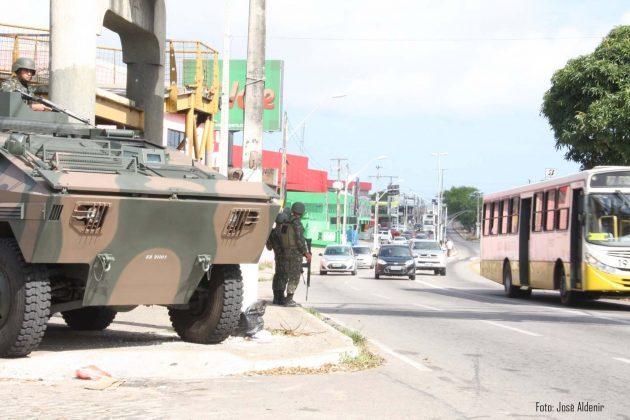 Operação Potiguar II: Termina prazo de atuação das Forças Armadas, em Natal.