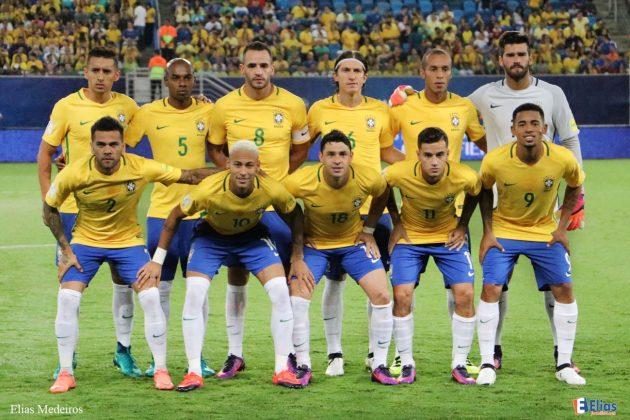 Fifa confirma o Brasil como vice-líder do Ranking da Fifa