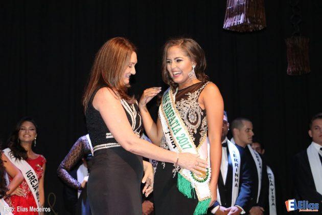 Hanna Danta foi eleita a Miss Simpatia.