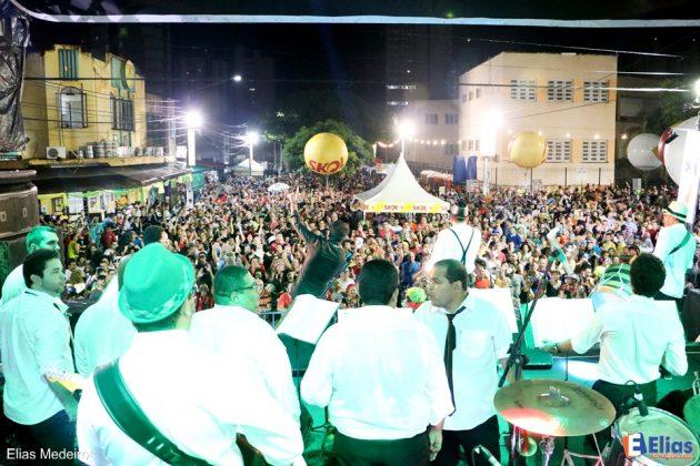 Clima de euforia marca abertura dp Carnaval Multicultural 2017 .