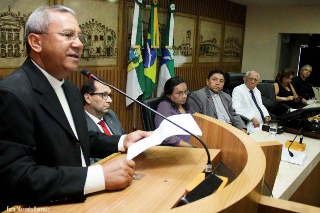 Meio ambiente e Caatinga norteiam audiência sobre Campanha da Fraternidade.