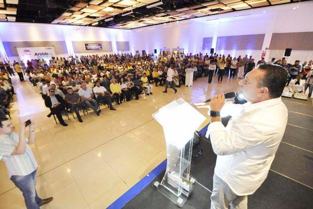 Ezequiel Ferreira diz que o PSDB do RN cresce e se consolida como um dos mais importantes no cenário nacional.