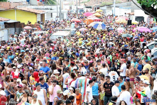 """Baicu na Vara"" encerra Carnaval de Natal 2017."
