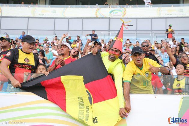 O Globo FC é uma equipe formada no município de Ceará-Mirim em 2012