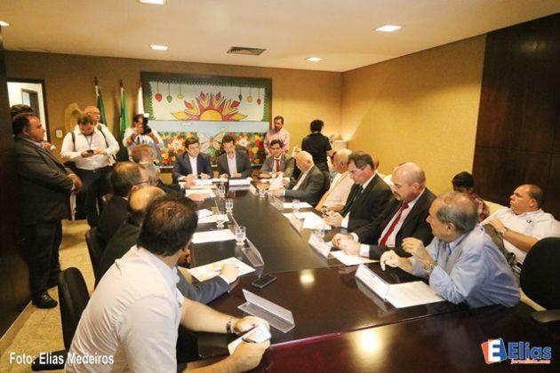 Deputados do RN e PB definem na ALRN pleitos sobre transposição do São Francisco