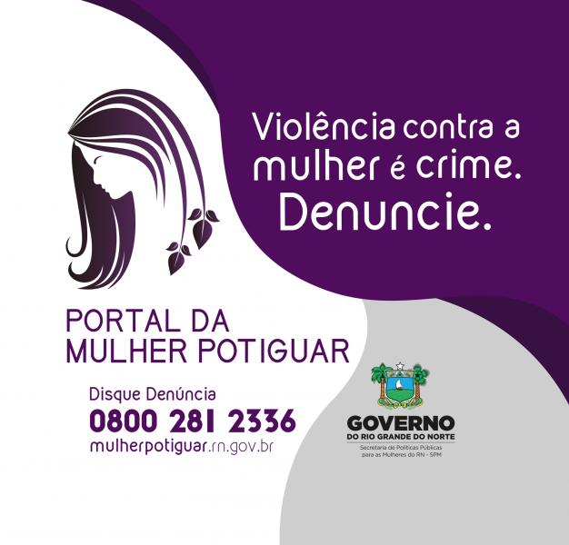 Portal da Mulher será lançado próximo dia 21.