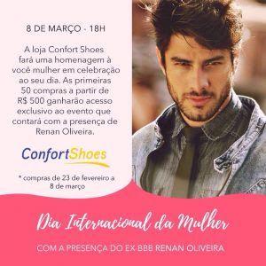 Confort Shoes lança nova coleção da linha Usaflex no Dia Internacional da Mulher