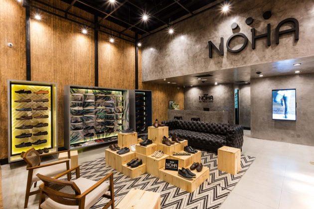 Natal recebe primeira loja de expansão da Noha Shoes. (Foto: Ulisses Freire).