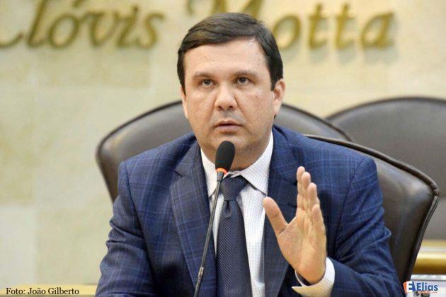 Galeno Torquato requer benefícios para municípios do interior do RN.
