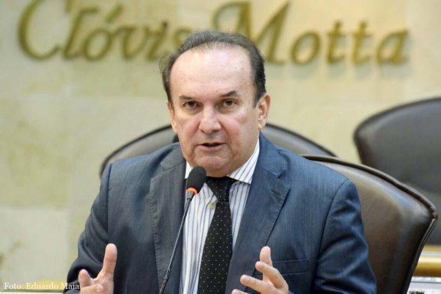 Nélter solicita urgência no envio de projeto de Lei que organiza Policia Militar no RN