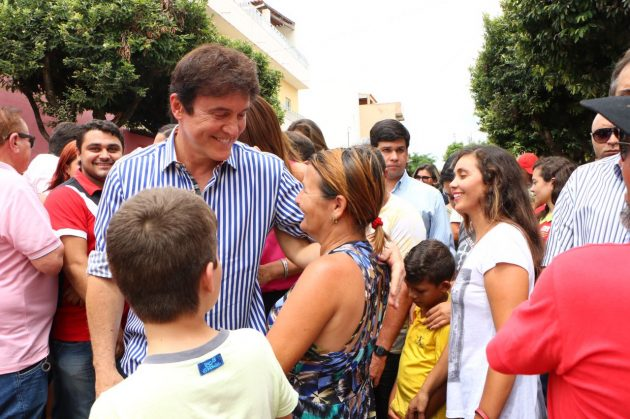 Governador celebra aniversário com missa em São José de Mipibú. (Foto: Demis Roussos).
