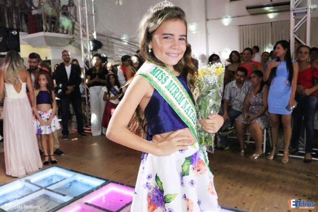 Miss Mirim 2017: Ingrid Rafaela