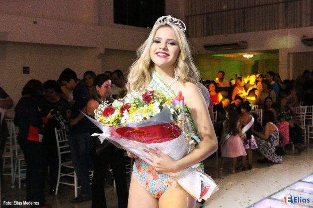 Miss Pré-Teen 2017: Maria Eduarda.