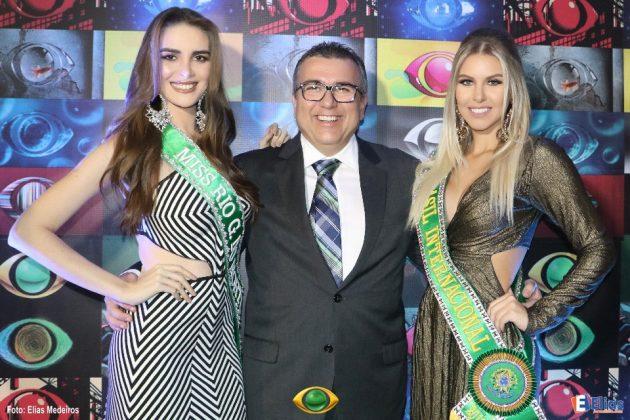 Miss RN 2016 - Daniele Marion - Augusto Correia - Miss Beleza Internacional - Manoela Alves.