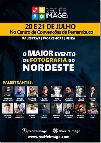 Congresso de Fotografia será realizado em Recife.