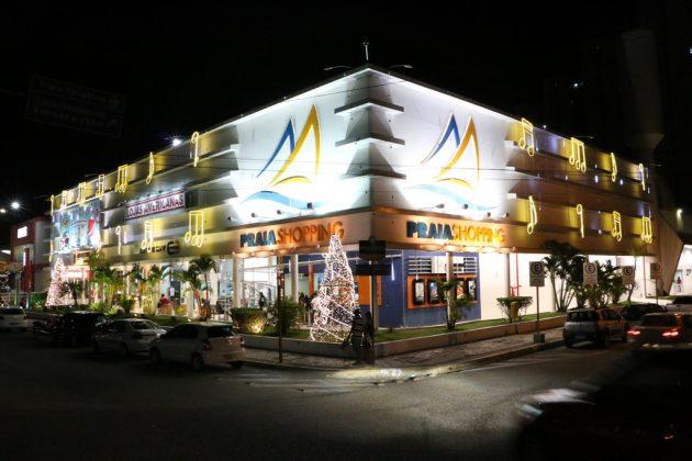 Praia Shopping.