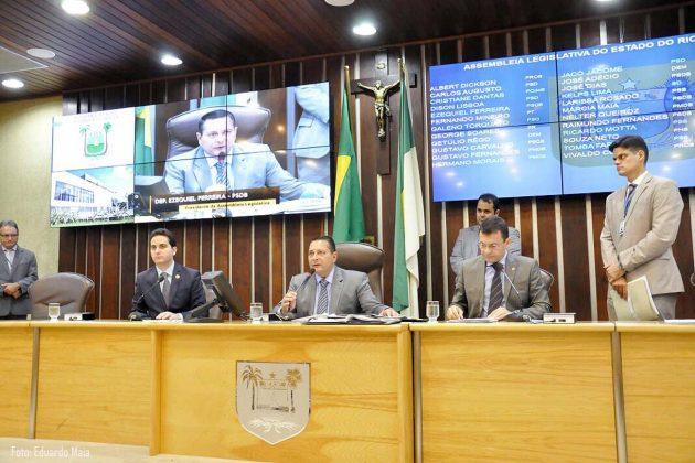 Assembleia aprova criação de 530 cargos de agentes penitenciários no RN