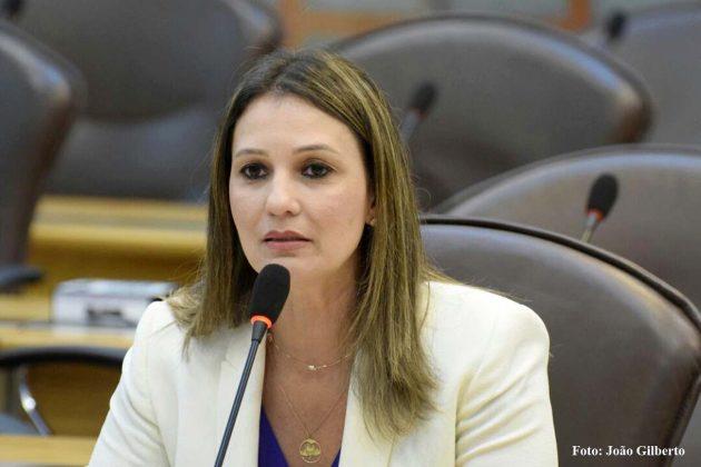 Cristiane Dantas destaca entrada em operação da Patrulha Maria da Penha.