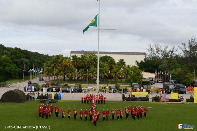Banda do Corpo de Fuzileiros Navais.