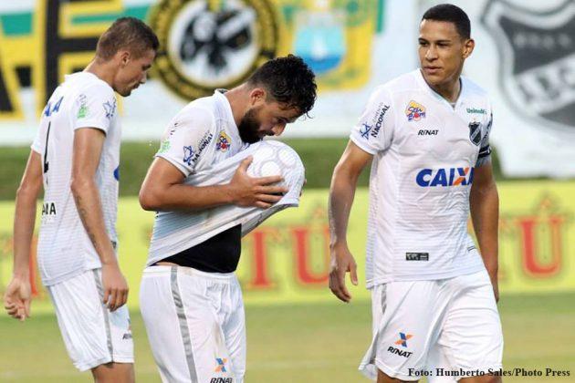 ABC 1 x 0 Vila Nova - Mais Querido vence a primeira e se aproxima do G4.