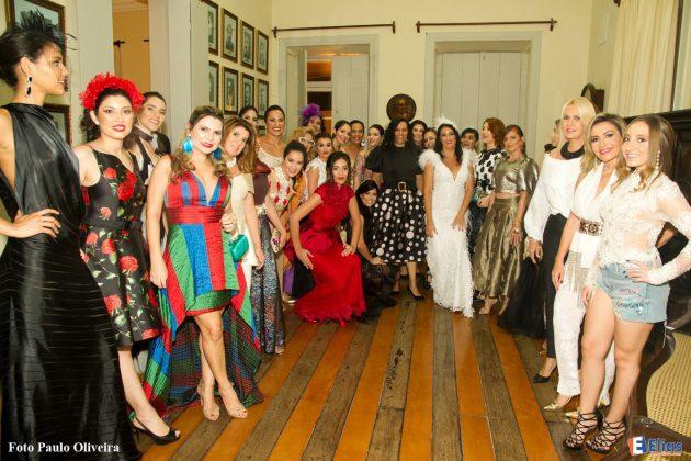 Juraci Lira comemora 30 anos de moda com desfile na Pinacoteca.
