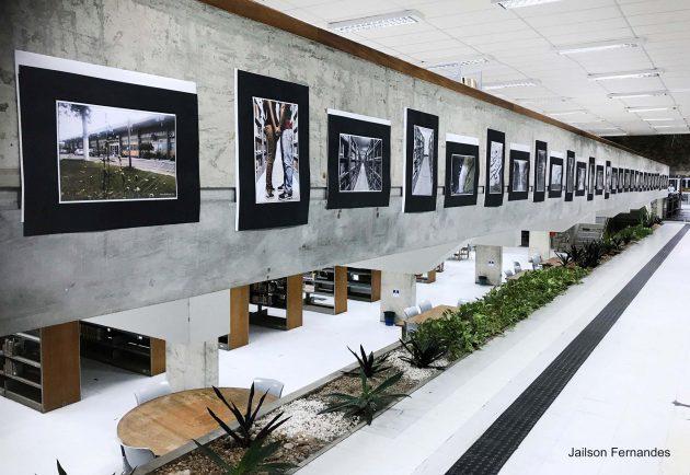 Alunos da UFRN participam de exposição coletiva na Biblioteca Zila Mamede