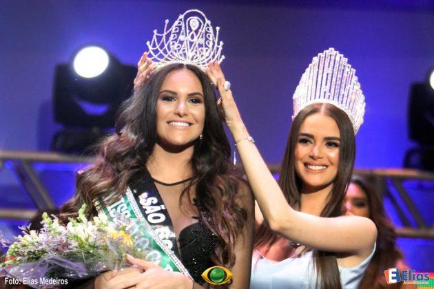 Representante de São Gonçalo do Amarante foi eleita Miss RN 2017