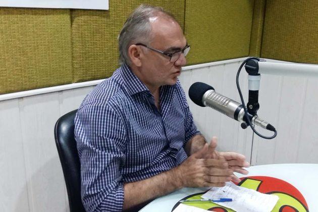 Em entrevista, prefeito Paulinho destaca dezenas de obras e benfeitorias já realizadas no município