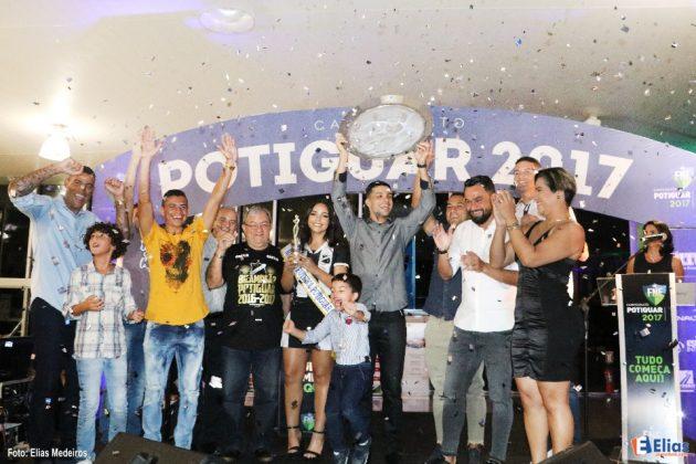 Prêmio Craque Potiguar 2017: ABC tem sete atletas na seleção do campeonato e elege Musa do Esporte