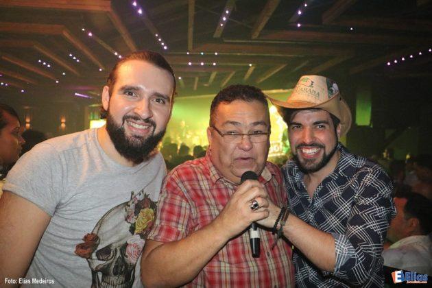 Pedro e Erick foi uma das atrações
