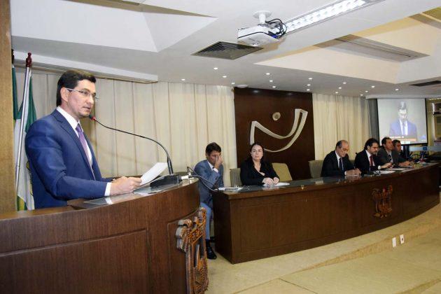 Deputados e servidores do Estado discutem execução orçamentária na ALRN