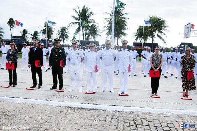 Grupamento de Fuzileiros Navais realiza Cerimônia alusiva a 152ª Batalha Naval do Riachuelo.