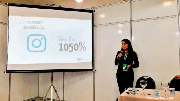 Comunicação da Assembleia do RN apresenta resultados das redes sociais na Unale
