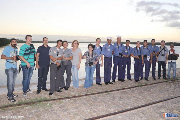 I Whoksop de fotografia na Base Naval de Natal